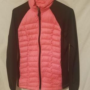 Womens Hot Pink Jacket /Insert,  size small